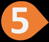 5 Orange