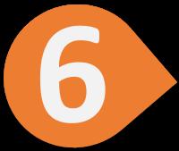 6 Orange