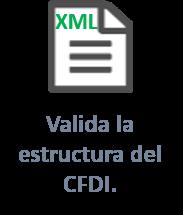valida la estructura del xml